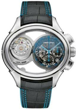 ハミルトン ジャズマスター メンズ 腕時計 Hamilton American Classic Jazzmaster Face 2 Face Mens Watch H32856705