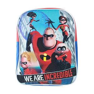 """インクレディブル・ファミリー グッズ ミスターインクレディブル バックパック リュック バッグ カバン 鞄 Disney Pixar the Incredibles 11"""" Mini Backpack"""