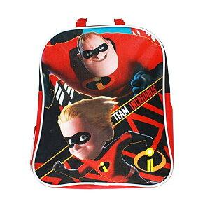 インクレディブル・ファミリー グッズ ミスターインクレディブル バックパック リュック バッグ カバン 鞄 Disney Pixar The Incredibles 2 Movie Team Incredibles Mini Backpack Book Bag for Back to School - 11 Inches