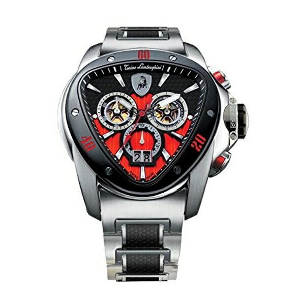 ランボルギーニ 腕時計 時計 Tonino Lamborghini 1115 Spyder Men's Chronograph Watch