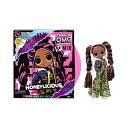 LOLサプライズ おもちゃ グッズ フィギュア 人形 ファッションドール L.O.L. Surprise! O.M.G. Remix Honeylicious Fashion Doll? 25 Surprises with Music