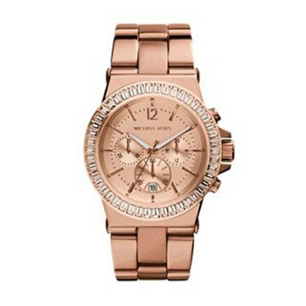 マイケルコース Michael Kors レディース 腕時計 時計 Michael Kors Women's MK5412 Rose-Tone Watch