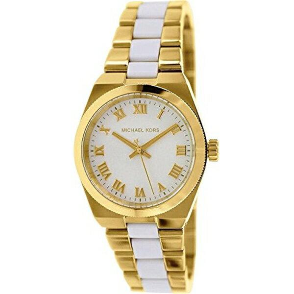 マイケルコース Michael Kors レディース 腕時計 時計 Michael Kors Channing Watch - White:i-selection