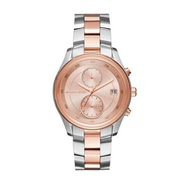 マイケルコース Michael Kors レディース 腕時計 時計 Michael Kors Women's Quartz Stainless Steel Casual Watch, Color:Silver-Toned (Model: MK6498)