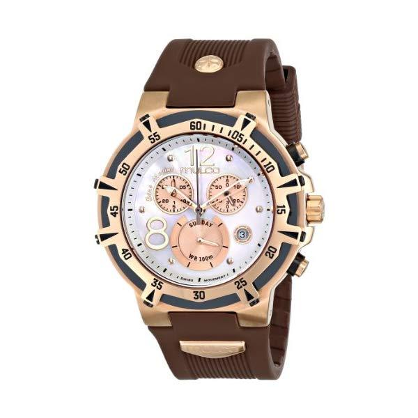 マルコ 腕時計 MULCO MW1-29903-031 ユニセックス 男女兼用 ウォッチ MULCO Unisex MW1-29903-031 Analog Display Swiss Quartz Brown Watch