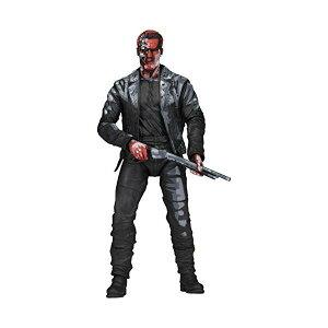 ターミネーター アクション フィギュア 人形 ネカ NECA NECA51910 18 cm Terminator 2 Judgment Day T-800 Video Game Appearance Ultimate Body Action Figure by NECA
