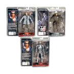ターミネーター アクション フィギュア 人形 ネカ NECA Terminator Series 1 Set of 3 Action Figures T800, T1000 Endoskeleton