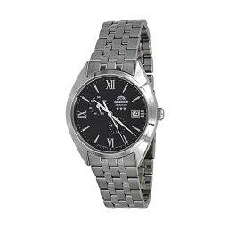 オリエント 腕時計 スター オートマチック 自動巻き メンズ 男性用 ORIENT RA-AK0504B 時計 ウォッチ Orient RA-AK0504B Men's Tri Star Altair Stainless Steel Multifunction Black Dial Automatic Watch