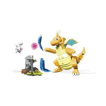 ポケモン ブロック おもちゃ メガブロック カイリュウ トゲチック メガコンストラックス Mega Construx Pokemon Dragonite Vs. Togetic Challenge