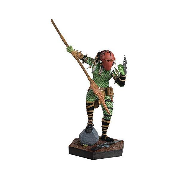 コレクション, フィギュア  Eaglemoss Alien Figure Collection 26: Homeworld Predator Resin Figurine