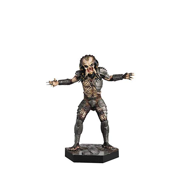 コレクション, フィギュア  Eaglemoss Alien Figure Collection 5 Predator Resin Figurine