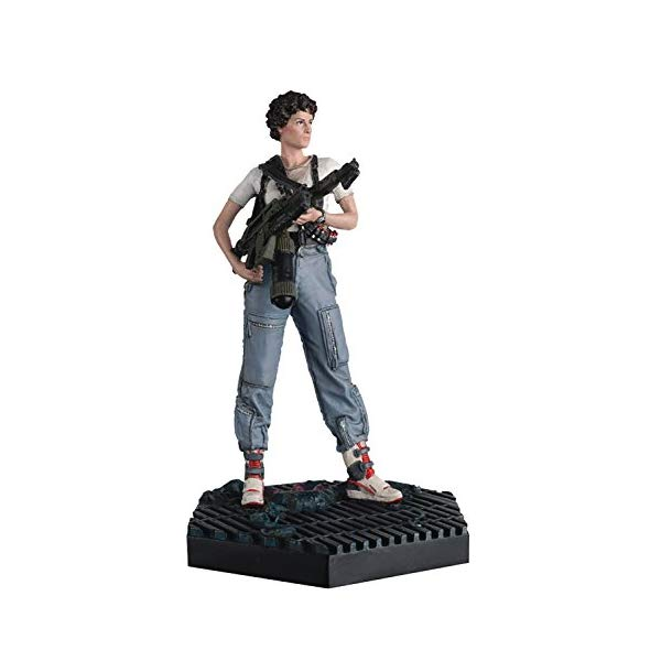 コレクション, フィギュア  Eaglemoss Predator Figure Collection 32: Ripley from Aliens Resin Figurine