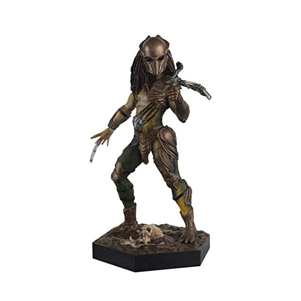 コレクション, フィギュア  Eaglemoss Alien Figure Collection 22: Falconer Predators Resin Figurine