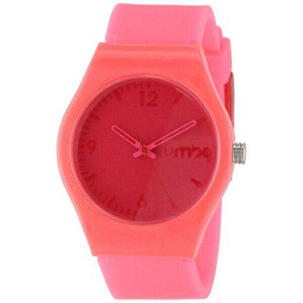 ルンバタイム RumbaTime レディース 腕時計 時計 RumbaTime Unisex 18835 Delancey Cotton Candy Strap Watch