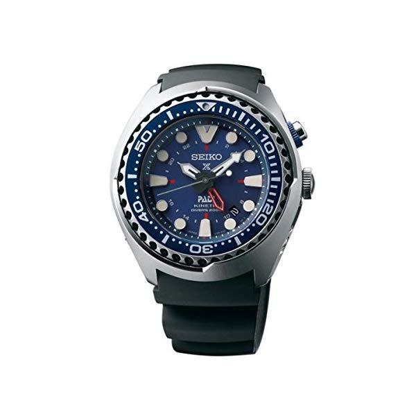 """セイコー 腕時計 SEIKO SUN065P1 ウォッチ プロスペックス SEIKO Prospex Kinetic GMT """"PADI"""" Edition SUN065P1"""