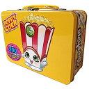 ショップキンズ おもちゃ ステッカーセット ポップコーン ボックス Shopkins Tin featuring Poppy Corn