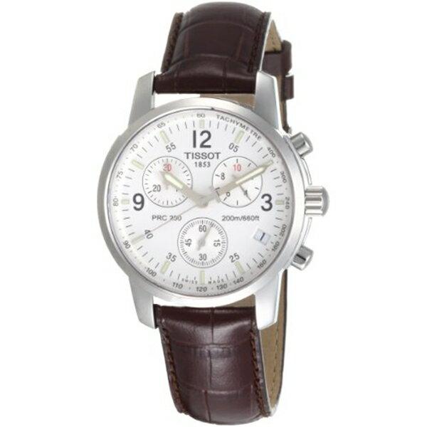 ティソ Tissot 腕時計 メンズ 時計 Tissot Men's T17151632 T-Sport PRC200 Watch