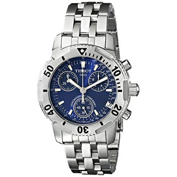 ティソ Tissot 腕時計 メンズ 時計 Tissot Men's T17148644 T-Sport PRS200 Chronograph Watch