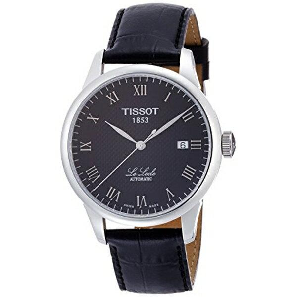 ティソ Tissot 腕時計 メンズ 時計 Tissot Men's T41142353 Le Locle Swiss Automatic Stainless Steel Watch