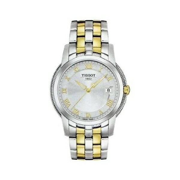 ティソ Tissot 腕時計 メンズ 時計 Tissot Ballade Mens Watch T0314102203300 Wrist Watch (Wristwatch)