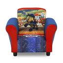 パウパトロール デルタ キッズ ソファー 子供用 ミニソファ 一人用 Delta Children Nick Jr. PAW Patrol Upholstered Chair