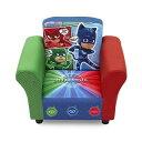 しゅつどう!パジャマスク PJマスク デルタ キッズ ソファー 子供用 ミニソファ 一人用 Delta Children Upholstered Chair, PJ Masks