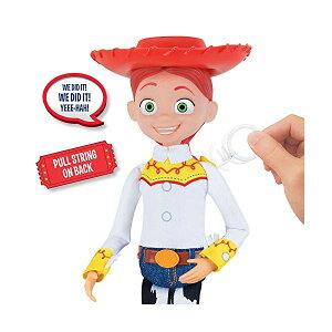 トイストーリー4 ジェシー しゃべる お話し フィギュア ドール 人形 おもちゃ グッズ Toy Story Disney Pixar 4 Cowgirl Jessie Pull-String Talking Figure. Amazon Exclusive