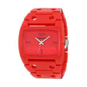 ベスタル 腕時計 VESTAL DESP031 メンズ 男性用 Vestal Men's DESP011 Plastic Destroyer Translucent Purple Watch