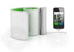 円高還元!送料無料対象商品です!【Withings iPhone、iPad、iPod touch対応 血圧計 BP-800 Bl...