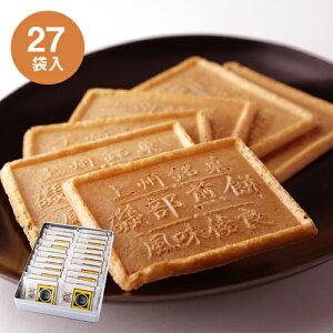 27袋・缶入り磯部煎餅