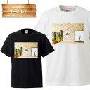 パイン パイナップル sunset beach aloha hawaii ハワイ アロハ ハワイアン 木 風景 景色 ビーチ ピクチャー logo 写真 フォト フォトT Tシャツ プリント デザイン 洋服