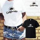 california westcoast cali カリフォルニア カリ 西海岸 sun sunrise サンライズ 太陽 波 surf 貝殻 サーフ サーファー beach ビーチ マリブ maribu logo 碇 船 クルージング ロゴ フォトT Tシャツ プリント デザイン 洋服 t-shirt 白 黒 ホワイト ブラック