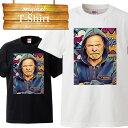 Tシャツ T-shirt ティーシャツ 半袖 大きいサイズあり big size ビックサイズ カジュアル 男性 イラスト サマー プリント デザイン モダン 外人 セレブ アート アメリカ ファッション アメコミ ヒーロー コミック