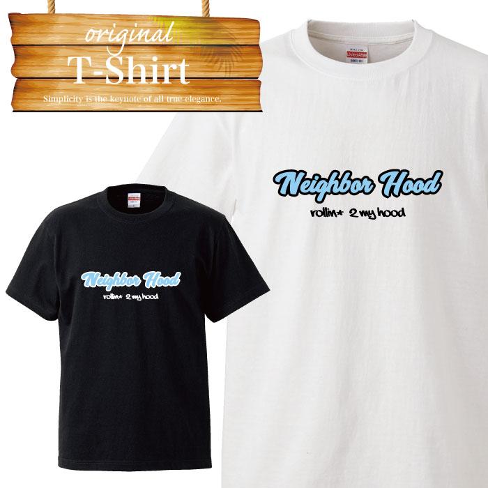 トップス, Tシャツ・カットソー  logo NEIGHBOR HOOD B gang gangsta westcoast T T-shirt big size