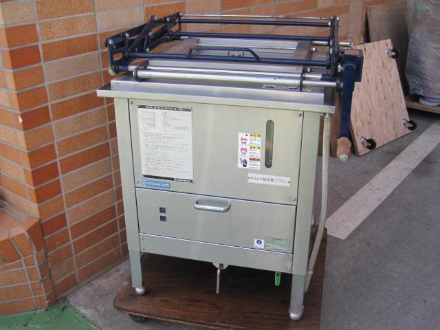 2001年製 【中古】【ニチワ】 電気蒸し器 NES-650* 三相200V ヤマチュー6ヶ月保証:ヤマチュー