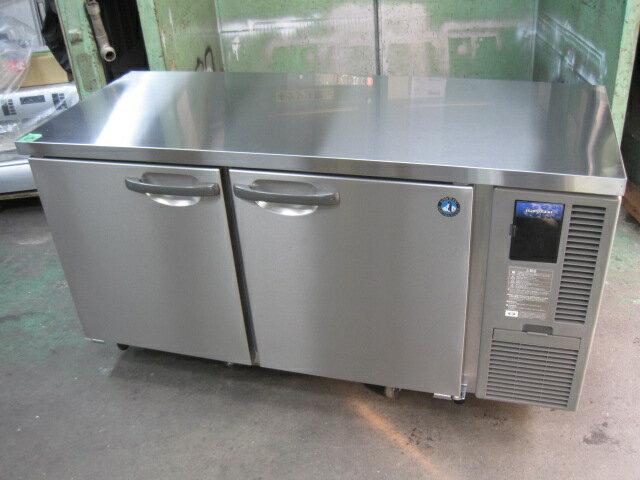 2014年製 【ホシザキ】 【中古】コールドテーブル(冷蔵) RT-150SNF-R 単相100V  単相100V  ヤマチュー6ヶ月保証