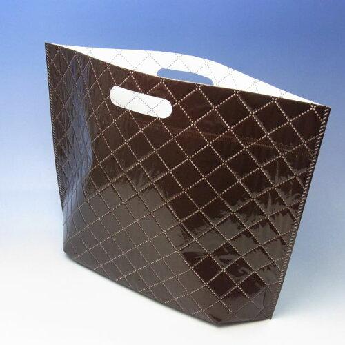 MCQクールバックチャック付保冷袋 370×280×120mm(300枚) 保冷バッグ【大型商品のため代引およ...