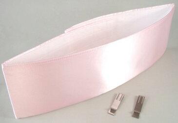 着付小物 簡単帯結び 前結び板くるピタッ! ピンク M/Lサイズ あづま姿コーリン和装小物