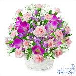 【9月の誕生花(デンファレ等)】デンファレのアレンジメント