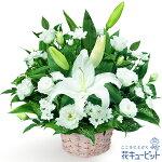 【お供え・お悔やみの献花】お供えのアレンジメント