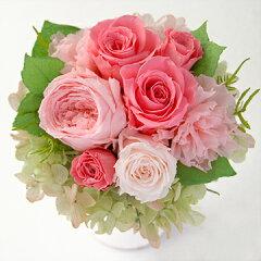 プリザーブドフラワー手作りキット 母の日 誕生日 卒業式 開店 退職 結婚祝いのギフト、プレゼ...