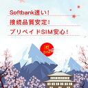 『最終利用可能日は2021年5月8日』Softbank プリペイドデータ専用SIM 10GBに最大180日間(残量確認・容量リチャージ・期間延長不可、完全使い捨て)・・・