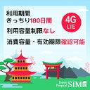 日本docomoプリペイドデータ専用SIM 15GB+最大256Kbps 容量無制限 4G/LTE対応 有効期限きっちり180日 更なる延長により無期限に SIM全サイズ対応 SIMピン付・・・