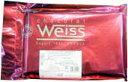 【WEISS】クーベルチュール ノワールレコルタ 1kg(カカオ55%)、フランス産高級チョコレー...