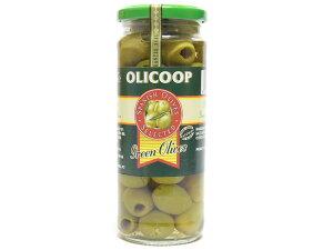 特売♪【大粒グリーンオリーブ(種抜き)】スペイン産★地中海の風と太陽の恵みをたっぷり受けた大粒の緑オリーブです。