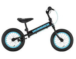 【送料無料】HUMMER(ハマー)12.5インチ幼児/子供用トレーニングバイク【専用スタンド付き】HUMMERTRAINEEBIKE