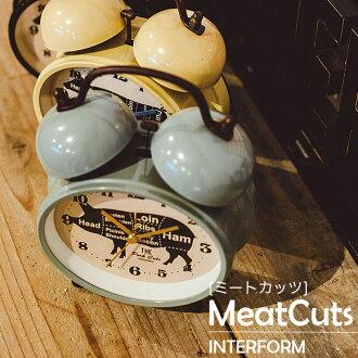 Meatcuts 肉切得時鐘鬧鐘時鐘鬧鐘時鐘鬧鐘鬧鐘