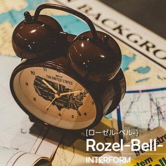 Rozel roesel 鈴鐘時鐘鬧鐘時鐘鬧鐘時鐘鬧鐘鬧鐘