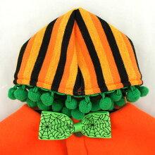 帽子の拡大