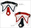 真っ白な襟にネクタイ付きのマリン風カラーオシャレ猫ちゃんのために安全性にも考慮!【i Cat/...